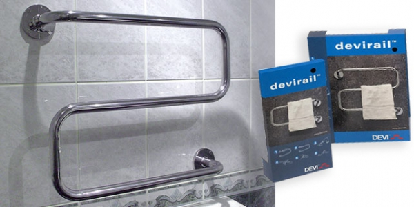 Полотенцесушитель DEVIrail