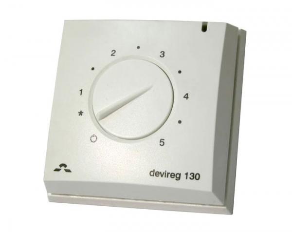 терморегулятор Devi электромеханический