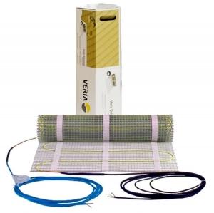 Двухжильные нагревательные маты экранированные Quickmat 150 Veria
