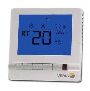 Терморегулятор электронный с таймером Veria Control T45
