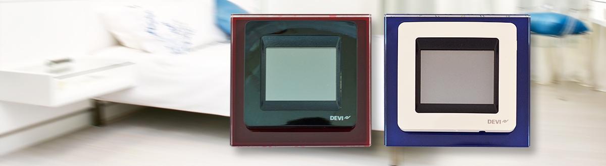 DEVIreg™ Touch в дизайне Merten