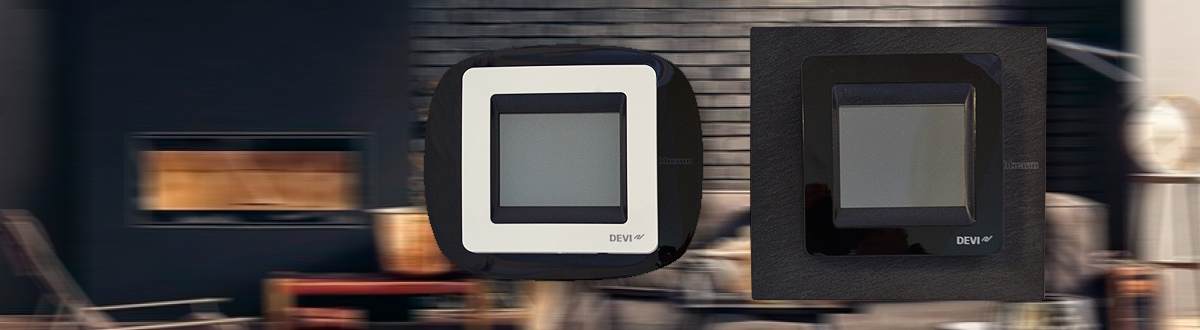 DEVIreg™ Touch с рамкой Bticino